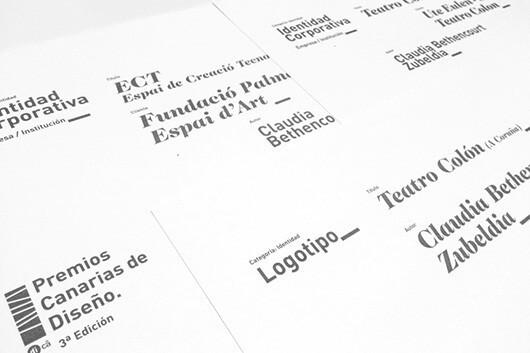Premios Canarias de Diseño 2013